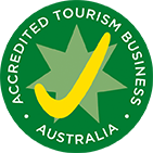 We are an accredited tourism provider