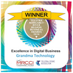 Winner Excellence in Digital Margaret River Business Awards
